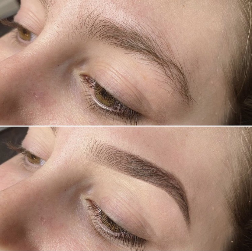 Brow styling-Chrissies-Brow-Boutique